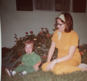 my mom and me 1973